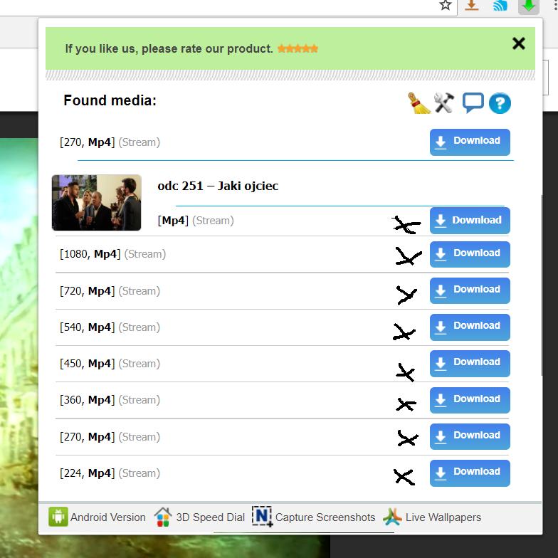 Flash Video Downloader / FireFox Extensions / Nimbus Web Inc
